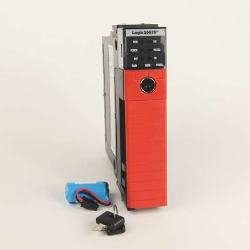 1756-L63S Allen-Bradley - Safety Processor